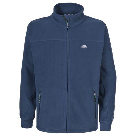 Bernal Men's Sueded Fleece Jacket in Navy