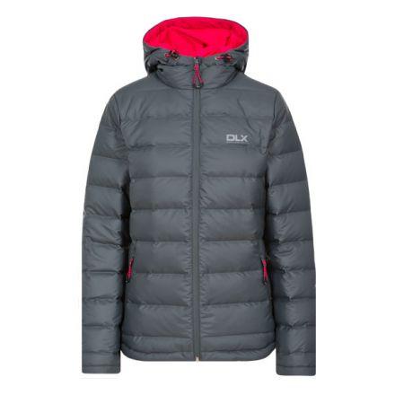 Women's DLX Down Jacket in Grey