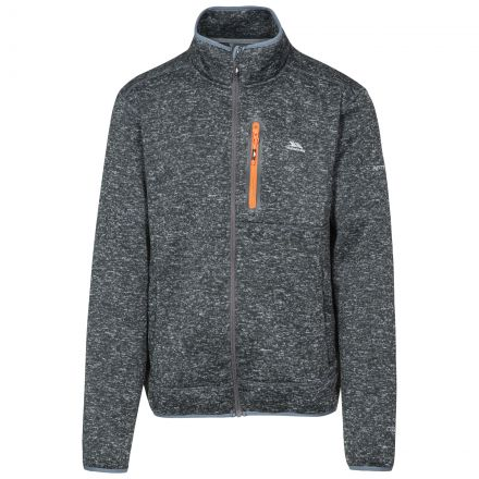Bingham Men's Marl Fleece Jacket