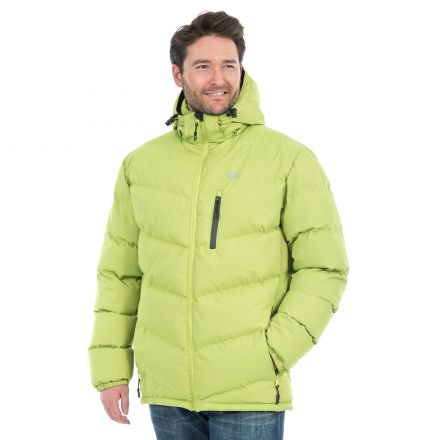 Blustery Men's Padded Casual Jacket