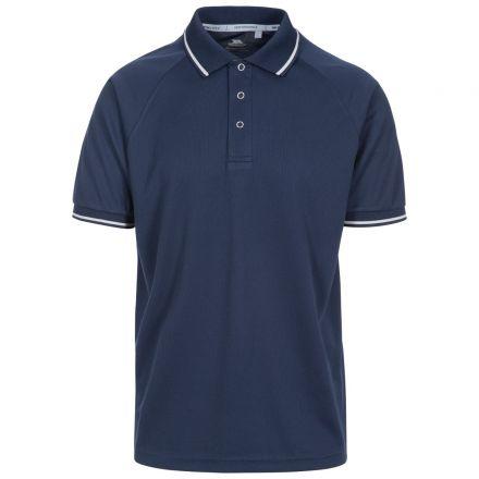 Bonington Men's Quick Dry Polo Shirt in Navy