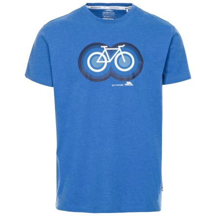 Bonnhilly Men's Printed T-Shirt