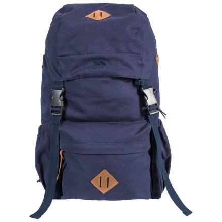 Braeriach 30L Canvas Backpack in Navy