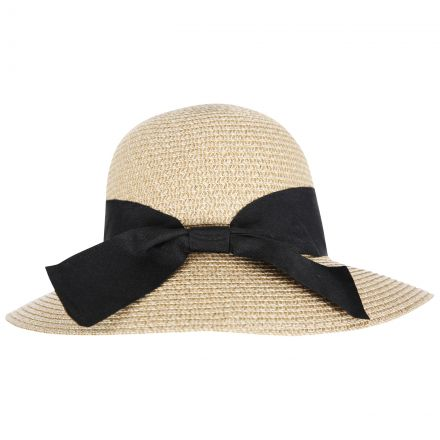 Brimming Women's Straw Hat in Beige
