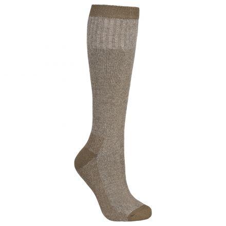 Brogan Men's Walking Socks in Tan