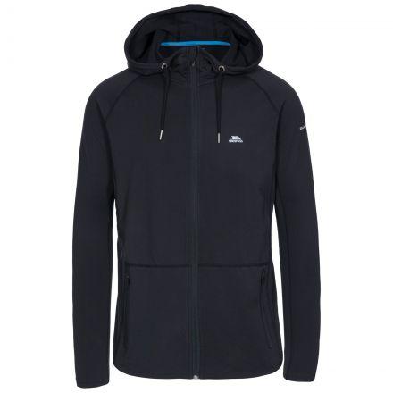 Bryden Men's Quick Dry Hoodie in Black