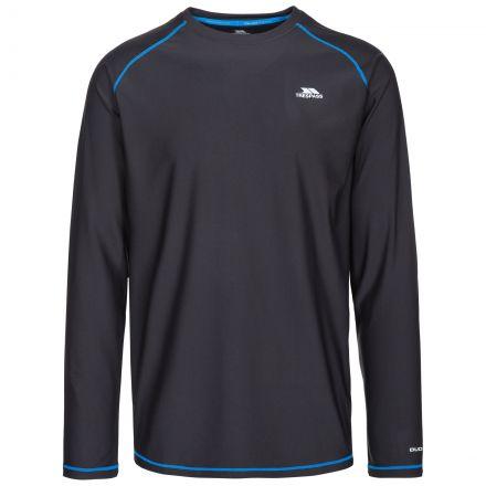 Burrows Men's Quick Dry Long Sleeve Active T-shirt