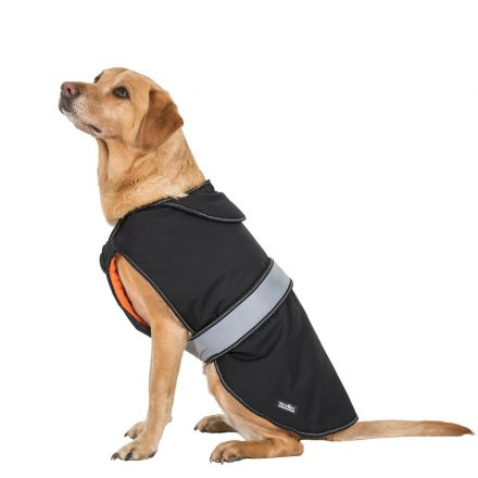 Butch Large Fleece Lined Softshell Dog Coat
