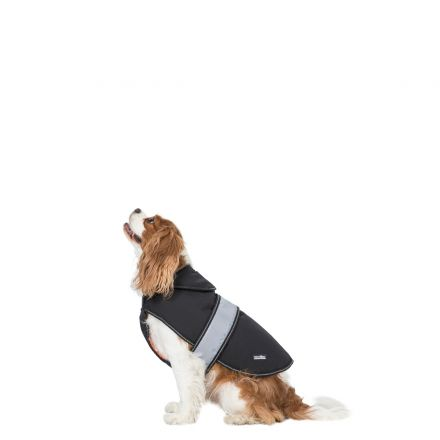 Butch XS Fleece Lined Softshell Dog Coat- BLX