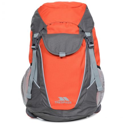 Buzzard Kids' 18L Backpack in Orange