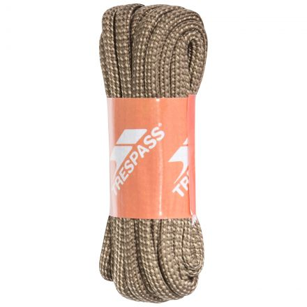 Walking Boot Laces 200cm in Brown