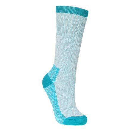 Caray Women's Walking Socks in Blue