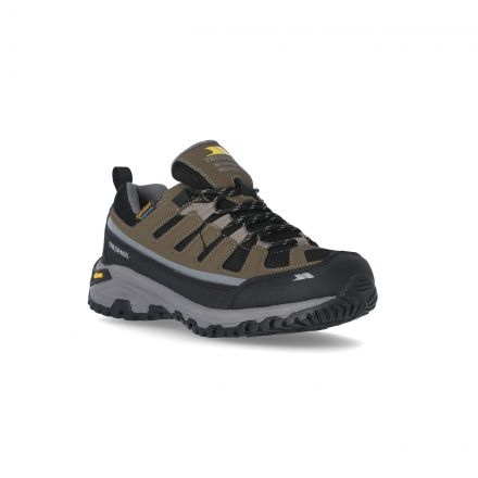 Cardrona Men's Vibram Walking Shoes in Brown