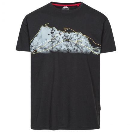 Cashing Men's Printed Casual T-Shirt
