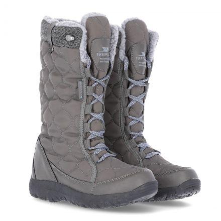 Ceitidh Women's Snow Boots in Grey