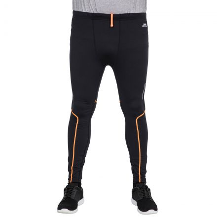 Celand Men's Full Length Quick Drying Sports Leggings