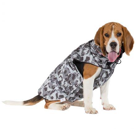 Charly Camo Printed Dog Rain Coat
