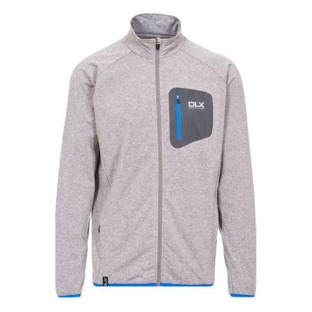 Colson DLX Men's Active Jacket in Light Grey