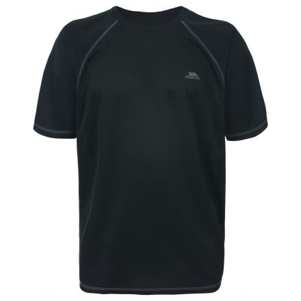 Colt Mens Quick Dry T-Shirt in Black