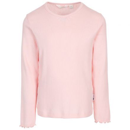 Content Kids' Long Sleeve Top in Pink