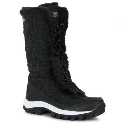 Coretta II Women's Snow Boots in Black