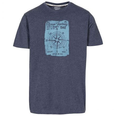 Course Men's Printed Casual T-Shirt