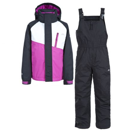 Crawley Kids' Waterproof Ski Suit Set