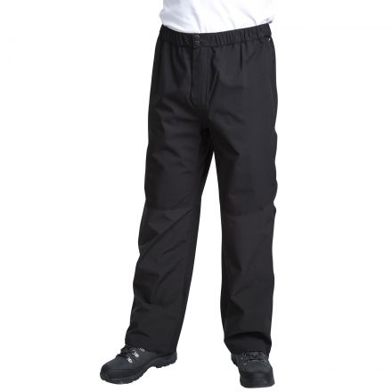 Crestone Men's DLX Packaway Waterproof Trousers