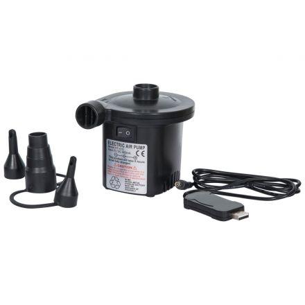 Cyclone Cordless USB Air Pump in Black