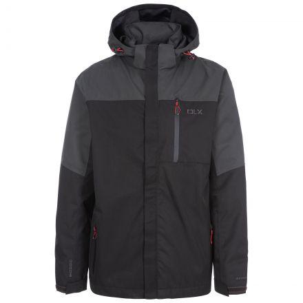 Danson Men's DLX Waterproof Jacket in Black