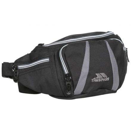 DAX 2.5 Litre Bum Bag in Black