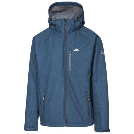 Desmond Men's Hooded Softshell Jacket