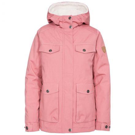 Devoted Women's Fleece Lined Waterproof Jacket
