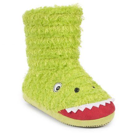 Dino Boys Slipper Boots
