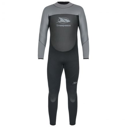 Diver Men's 5mm Full Wetsuit in Black