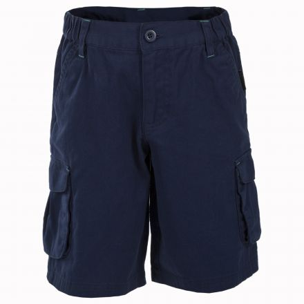 Dolton Kids' Cargo Shorts in Navy