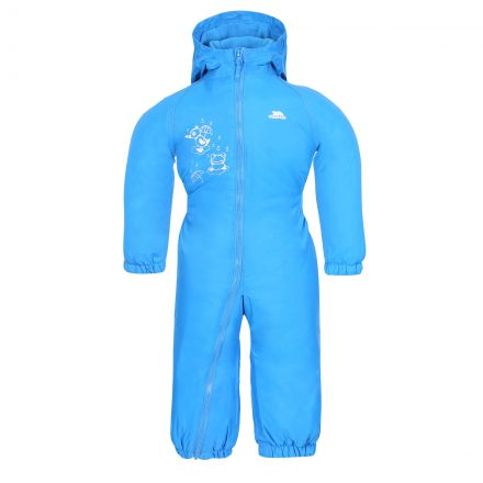 Dripdrop Babies' Rain Suit in Blue