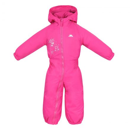 Dripdrop Babies' Rain Suit in Pink