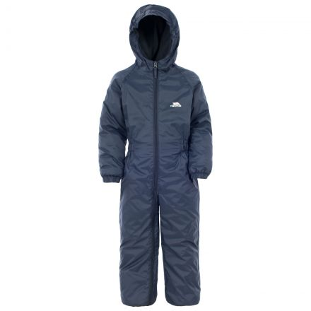 Dripdrop Kids' Rain Suit in Navy