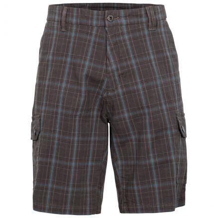 Earwig Men's Checked Cargo Shorts
