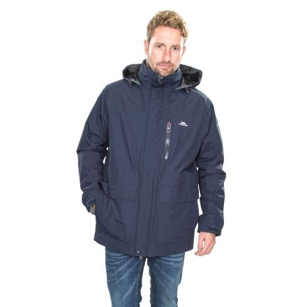 Edgewater II Men's 3 in 1 Waterproof Jacket