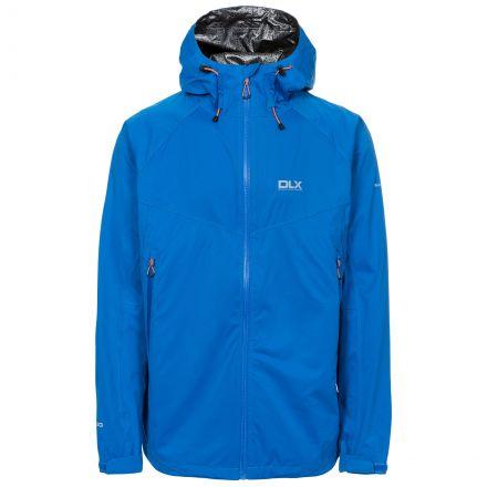 Edmont II DLX Men's Waterproof Jacket in Blue