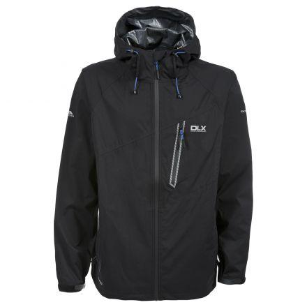 Edmont Men's DLX Waterproof Jacket in Black