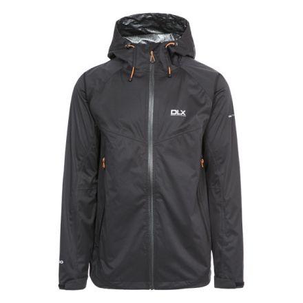 Edmont II DLX Men's Waterproof Jacket in Black