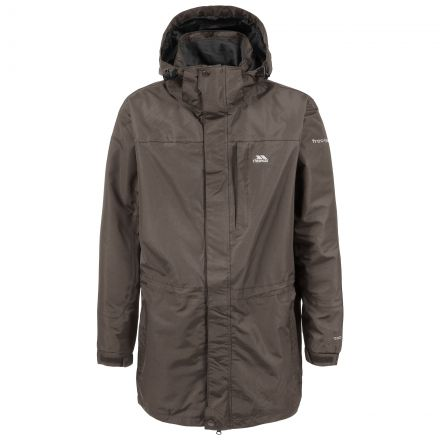 Edwin Men's Waterproof Jacket in Khaki