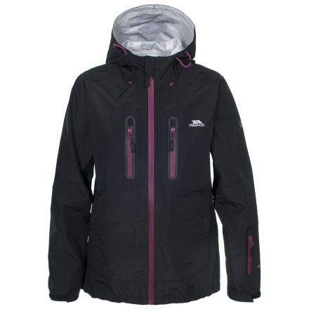 Weldona Women's Waterproof Jacket in Black