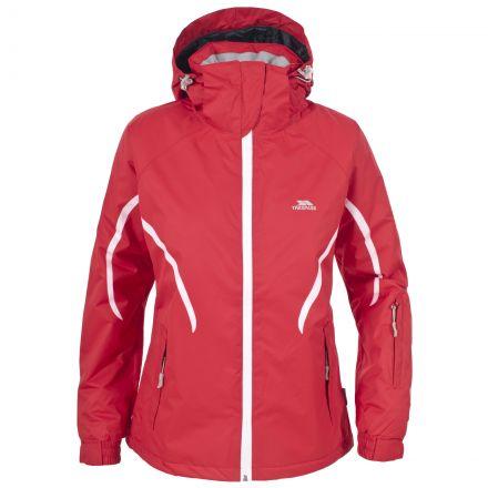 Sissy Womens Ski Jacket in Red