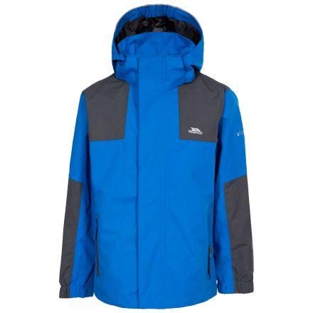 Farpost Kids' Waterproof Jacket in Blue