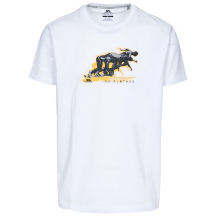 Fastest Men's Printed Casual T-Shirt