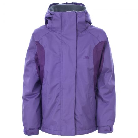 Itsy Girls Waterproof Jacket in Light Purple